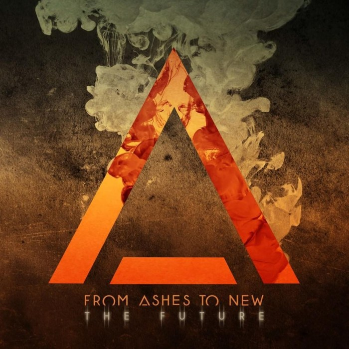 from ashes to new the future album cover