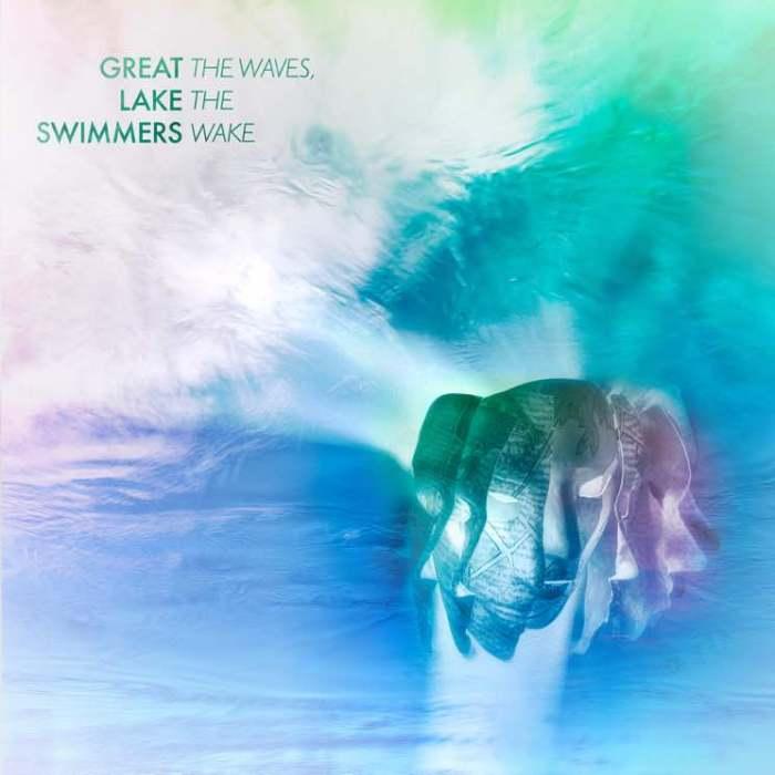 great lake swimmers the waves the wake copertina album