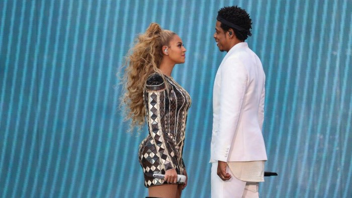 the carters everything is love album