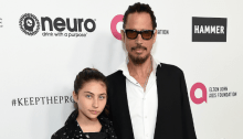 toni cornell chris cornell father's day foto di michael kovac