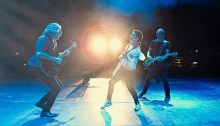 Alanis Morissette concerto 25 luglio 2018 Ippodromo San Siro Milano - Foto Facebook