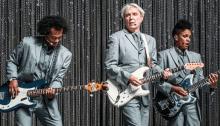 David Byrne in concerto il 20 luglio 2018 all'Arena Santa Giuliana di Perugia per Umbria Jazz