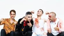 "Hellions nuova canzone ""Furrow"" band foto"