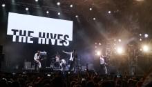 The Hives concerto venerdì 6 luglio 2018 al Rugby Sound di Legnano, Milano