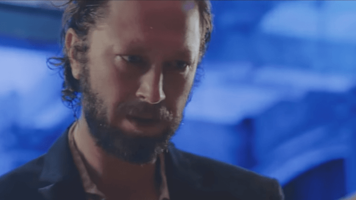"interpol ""The Rover"" video attore Ebon Moss-Bachrach"