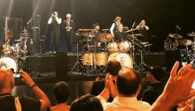 king crimson concerto teatro la fenice venezia 27 e 28 luglio 2018 foto