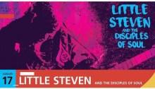 """Little Steven martedì 17 luglio 2018 concerto Villa Ada Roma """"Soulfire Live!"""""""