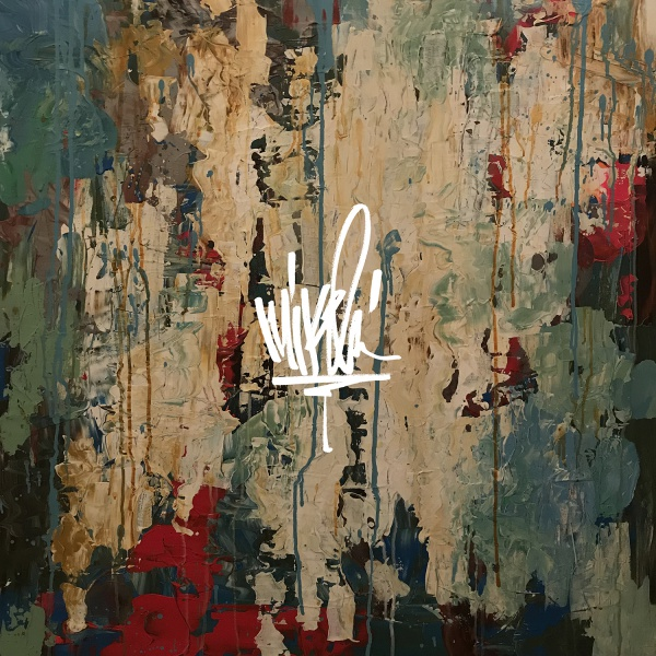 "Mike Shinoda cover copertina album ""Post Traumatic"""