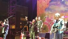 Ringo Starr concerto Auditorium Parco della Musica 11 luglio 2018 Roma