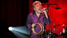 Robert Plant and The Spaceshifters concerto 27 luglio 2018 Milano Summer Festival, Ippodromo del Galoppo, Milano