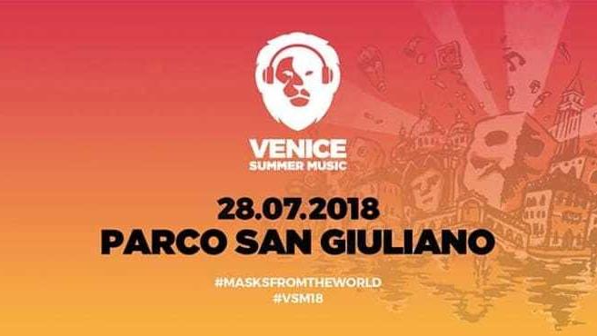 Venice Summer Music annullato 28 luglio 2018 Parco San Giuliano Venezia