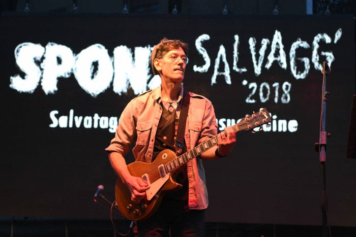 Massimo Zamboni Sponz Fest 2018