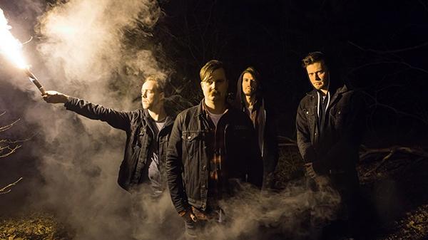 Black Peaks band