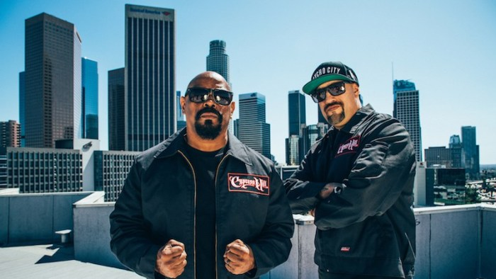 "cypress hill nuovo album ""elephants on acid"" foto"