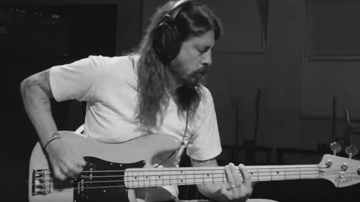 """dave grohl documentario """"Play"""""""