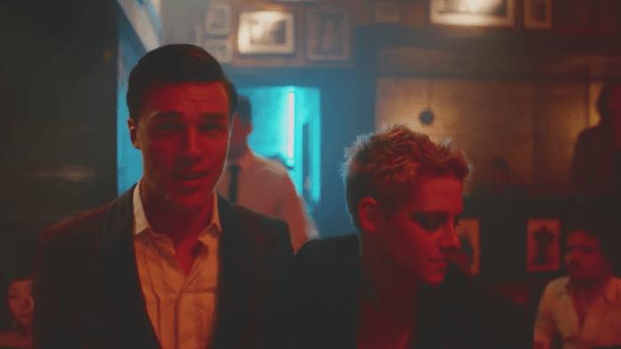 "Interpol nuovo video singolo ""if you really love nothing"" protagonisti kristen stewart e finn wittrock foto"