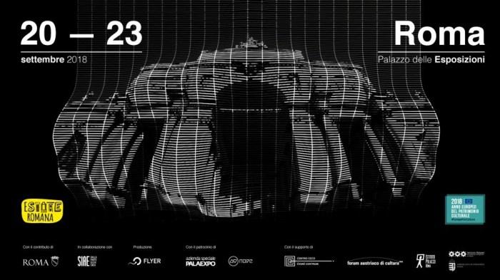 Live Cinema Festival dal 20 al 23 settembre Palazzo delle Esposizioni, Roma