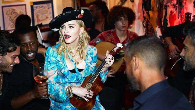 Madonna intervista Vogue Italia - Foto di Mert & Marcus
