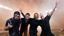 metallica compleanno james hetfield locandine world wired tour europa 2018 foto