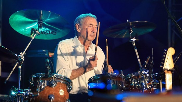 Nick Mason's Saucerful Of Secrets Intervista Billboard