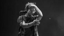 Pearl Jam Eddie Vedder - Foto di La Vali