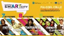 Rigenera Smart City 2018 Palo del Colle Bari con Ministri, Motta, Cosmo, Mannarino, Clementino