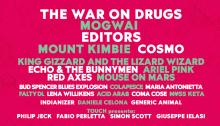 Todays Festival 2018 lineup Torino