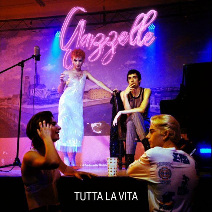 """Gazzelle cover copertina singolo """"Tutta La Vita"""" in uscita venerdì 14 settembre 2018"""