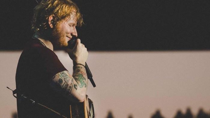 Ed Sheeran in concerto negli stadi di Roma e Milano e al Firenze Rocks a giugno 2019