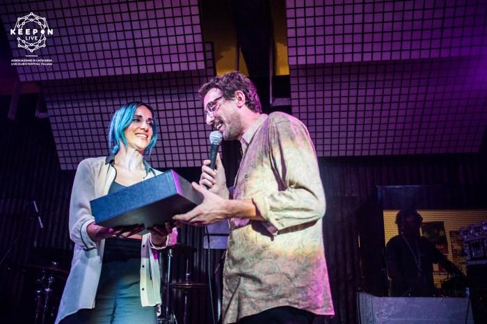 Willie Peyote al KeepOn Live Fest 2018