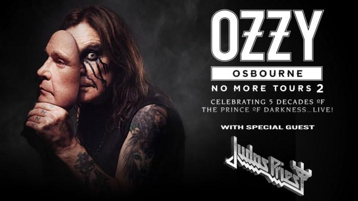 """Ozzy Osbourne arriva in italia il 1 marzo 2019 all'Unipol Arena di Bologna con il """"No More Tears Tours 2"""""""