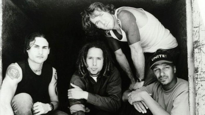 Rage Against The Machine esce il 28 settembre l'intera discografia in vinile