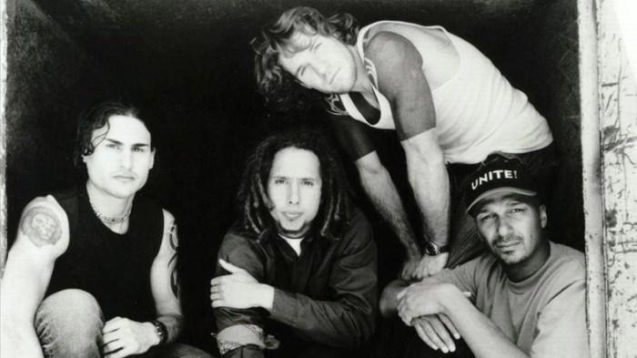 Rage Against The Machine esce il 28 settembre l'intera discografia in vinile