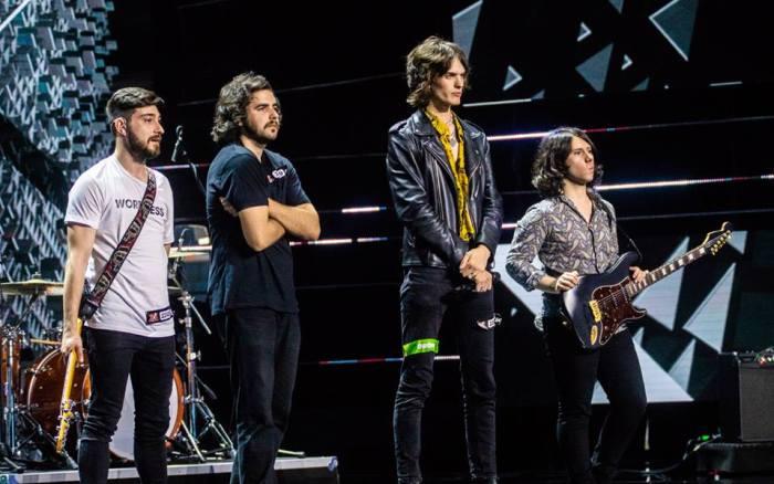 Red Bricks Foundation si sono esibiti durante la seconda puntata di audizioni di X factor Italia