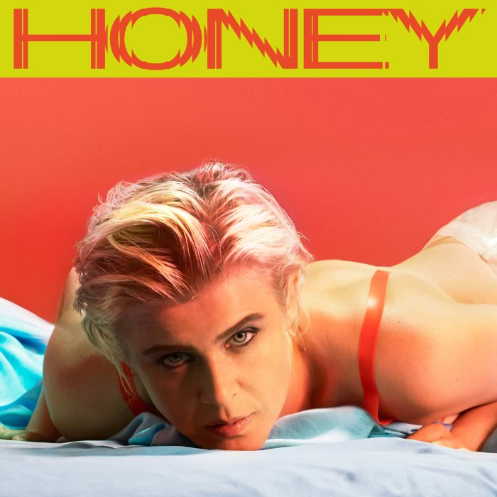 """Robyn cover copertina nuovo album """"Honey"""" in uscita il 26 ottobre"""