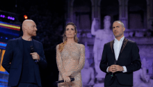 Domenica 16 settembre 2018 all'Area Expo - Parco Mind si svolgerà la finale del Wind Summer Festival 2018 condotto da Ilary Blasi con Daniele Battaglia e Rudy Zerbi