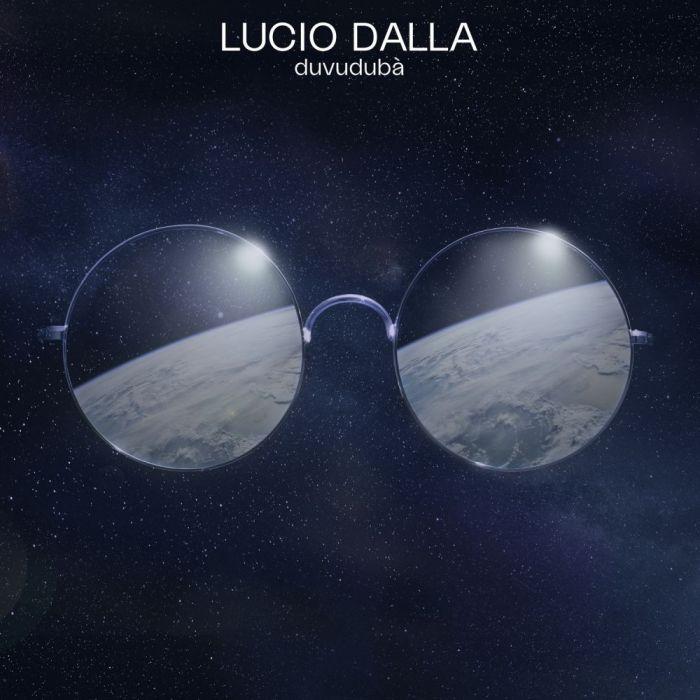 """Cover copertina Lucio Dalla """"Duvudubà"""""""