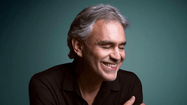 """Andrea Bocelli ha presentato alla stampa il nuovo album """"Sì"""" in uscita il 26 ottobre"""
