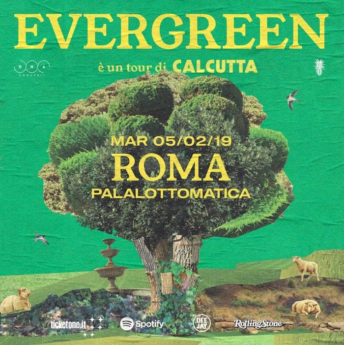 Calcutta raddoppia al Palalottomatica di Roma, in concerto martedì 5 e mercoledì 6 febbraio 2019