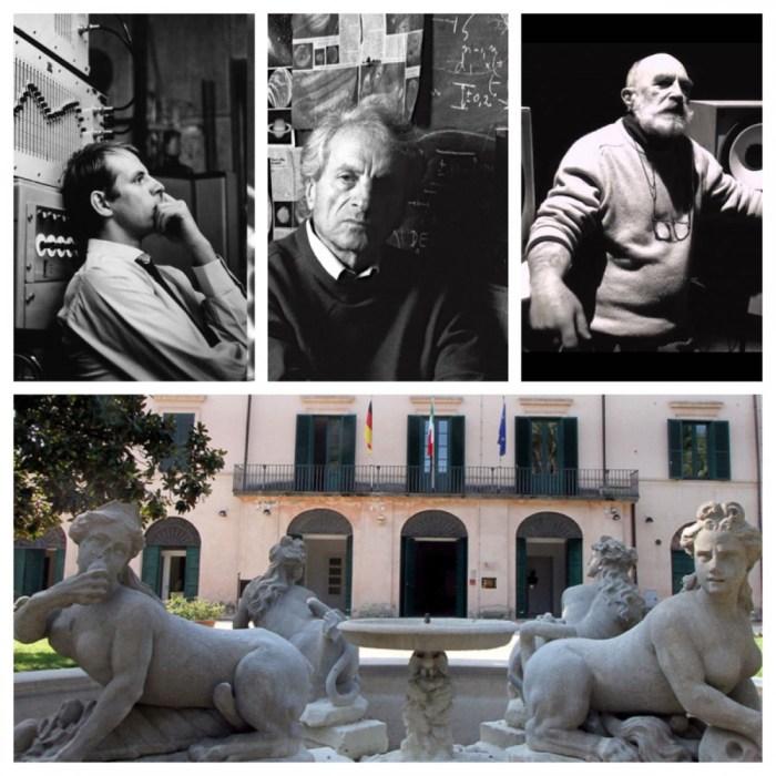 """""""De Natura Sonorum"""" programma completo festival musica acusmatica Villa Sciarra, Roma"""