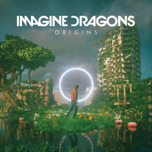 "Cover copertina album ""Origins"" Imagine Dragons"