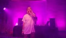 """Mavi Phoenix ha presentato per la prima volta a Roma le canzoni del suo nuovo """"Young Prophet II"""""""