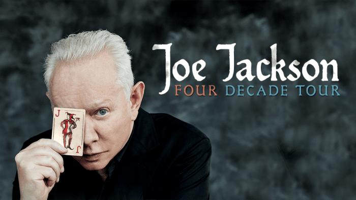 """Joe Jackson torna in Italia con il """"Four Decade Tour"""" a marzo 2019 per quattro date a Roma, Bologna, Milano e Torino"""