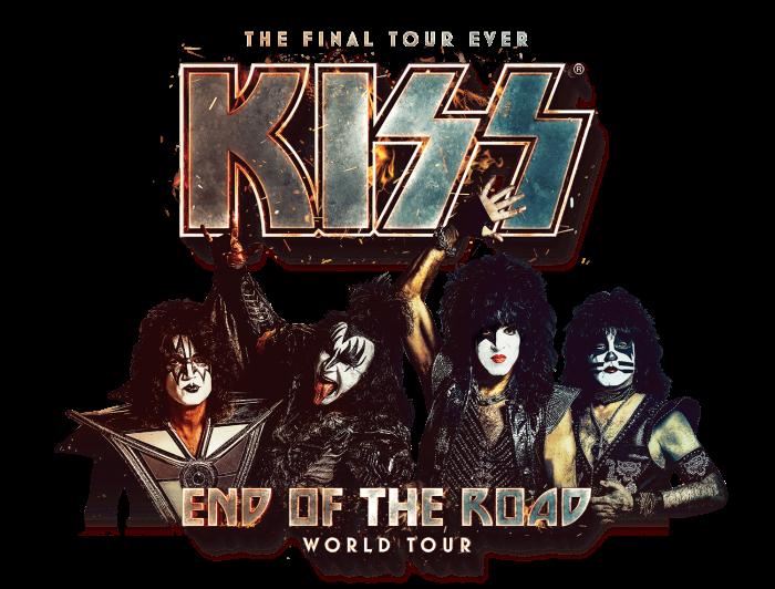 """Kiss in concerto a Milano il 2 luglio con """"End of The Road World Tour"""""""