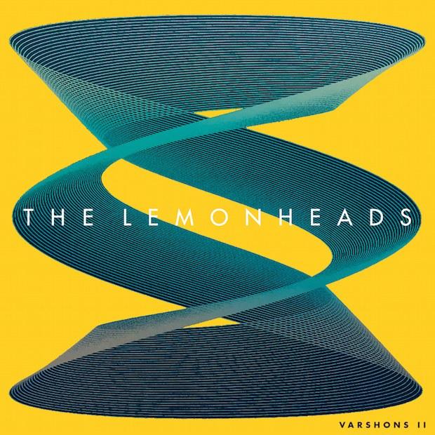 "The Lemonheads copertina cover ""Varshons II"""