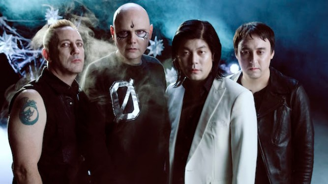 The Smashing Pumpkins reunion tour 2018/2019