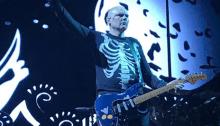 """The Smashing Pumpkins si sono esibiti all'Unipol Arena di Bologna per l'unica data italiana del """"Shiny And Oh So Bright Tour"""" reunion"""