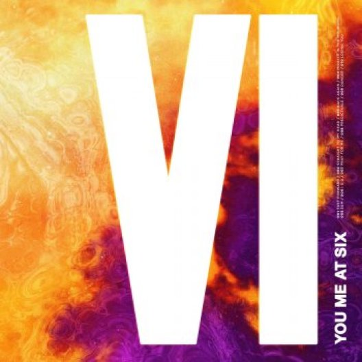 "Cover copertina album ""VI"" You Me At Six"