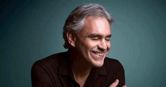 """Andrea Bocelli è tornato con il nuovo album """"Sì"""""""