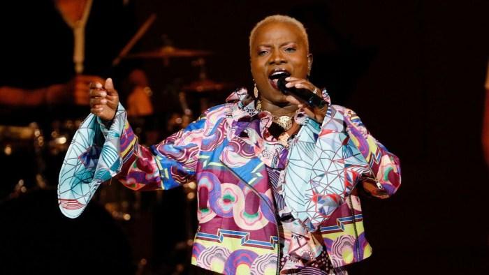 Angelique Kidjo in concerto il 25 novembre al Romaeuropa festival